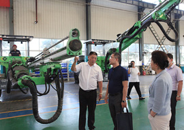 The General Office of the CPC Central Committee visited
