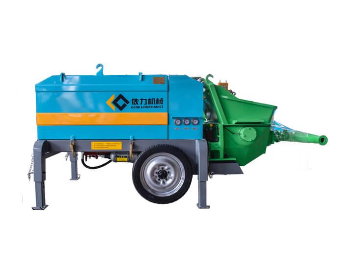 GYP-90D Wet shotcrete machine