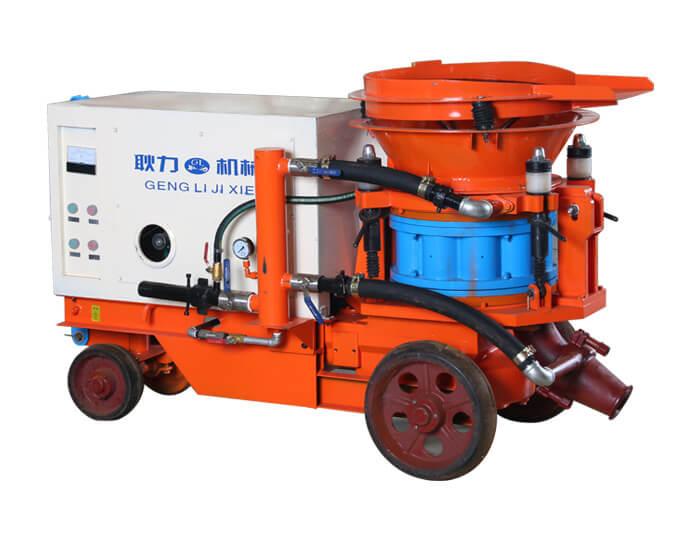 Dry/Wet-mix Shotcrete Machine GSP-D