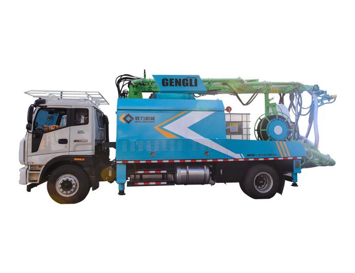 GHP25C-IV Truck-mounted Robot Shotcrete Machine