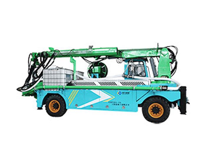 GHP30G-IVA Truck-mounted Robot Shotcrete Machine