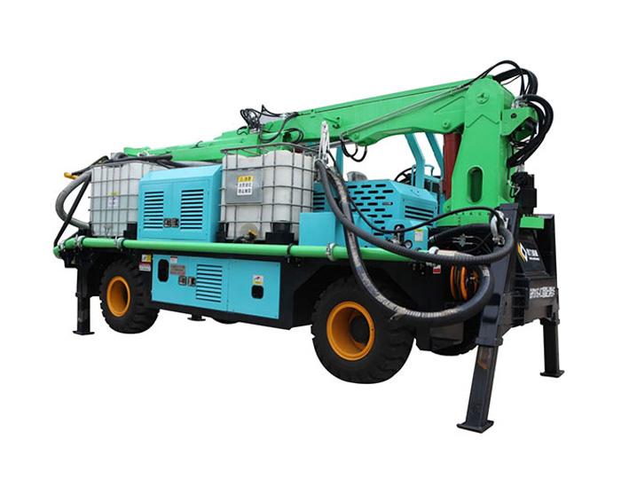 GHP3015G-II Engineering Truck-mounted Robot Shotcrete Machine