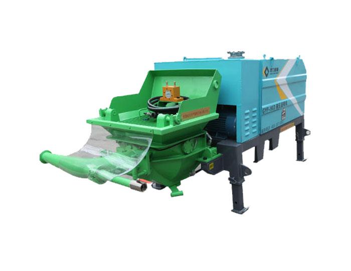 GYP-90D Hydraulic wet shotcrete machine