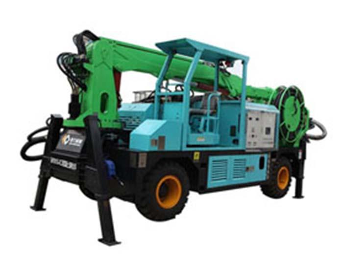 GHP3015E Engineering Truck-mounted Robot Shotcrete Machine
