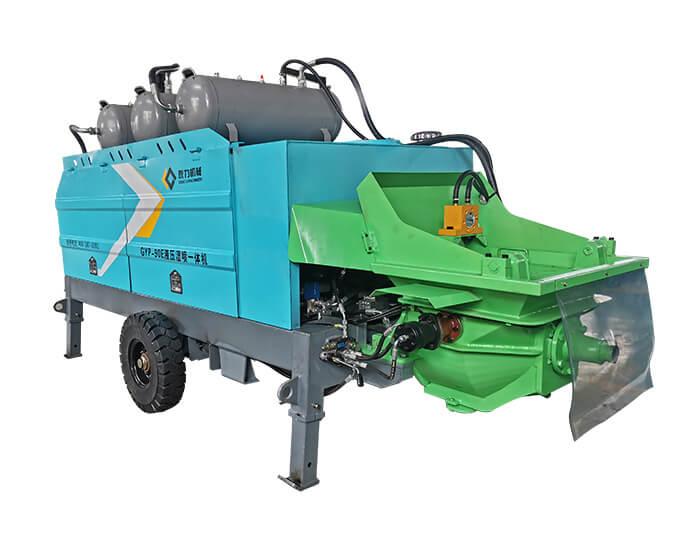 GYP-90E Hydraulic wet shotcrete machine